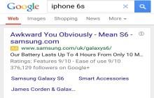 ¿Smartphones? Samsung encabeza la lista. Le sigue Apple: revela estudio