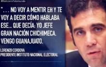 Jefe INEpto, espionaje político, publicidad sancionada, bullying verde…