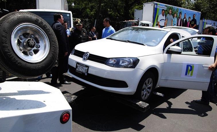 Ley de Movilidad, publicistas de la CDMX fueron reprimidos