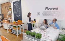 Ikea ofrece un sueño casi siempre frustrado: desayunar en la cama