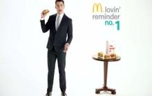 La campaña global de McDonald's  para recuperar el primer lugar