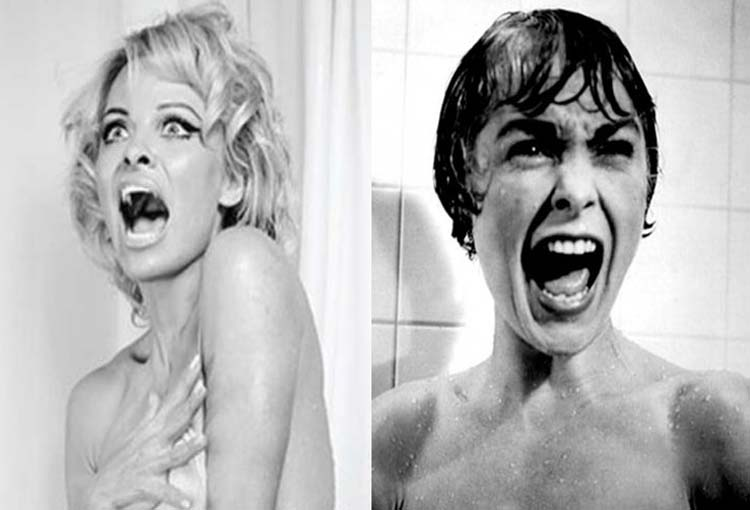 ¿Psicosis, desnudo, Pamela Anderson o PETA?