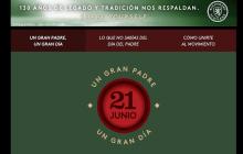 Buchanan's busca convertir el 21 de junio en el Día del Padre oficial