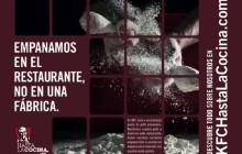 La agencia China desarrolla la campaña de KFC contra mitos de publicidad negativa