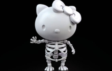 Duracell asesina a Hello Kitty y otros juguetes en campaña impresa
