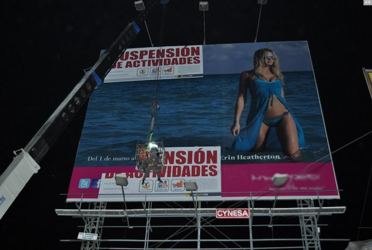 INVEA sancionó mil 631 anuncios publicitarios