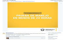 Facebook y su potencial para realizar promesas de marca y seguimiento al cliente
