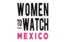 María Teresa Arnal, CEO de J. Walter Thompson Company México, obtuvo el reconocimiento Women to Watch en México