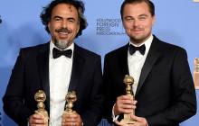 González Iñárritu triunfa en la gala de los Globos de Oro