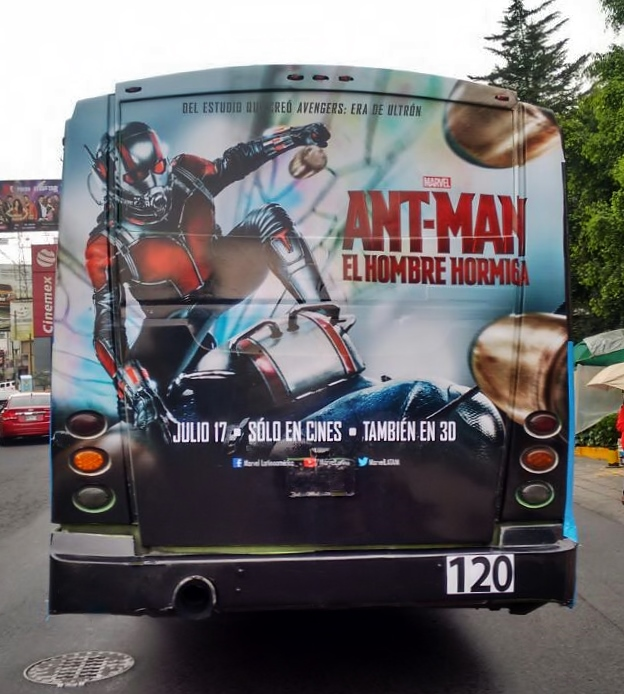 ANT MAN M
