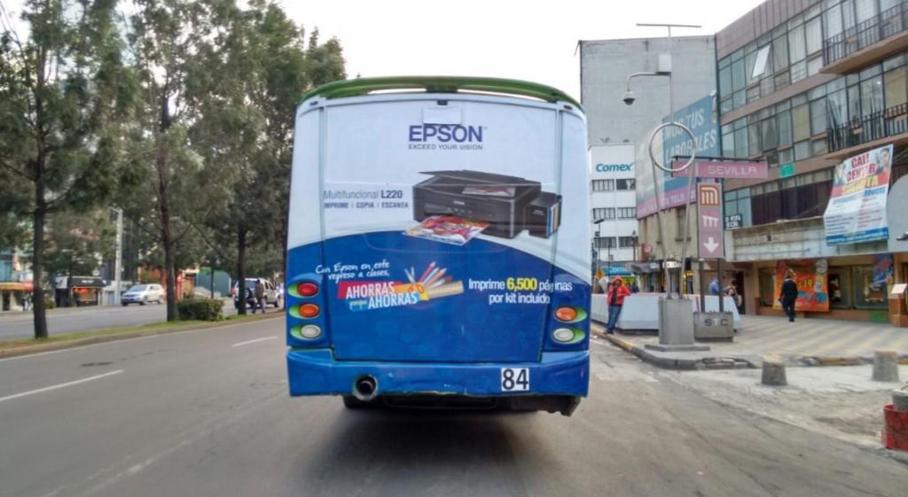 EPSON M