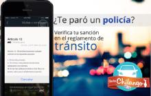#Auto_chilango, una app de denuncias de automovilistas con reglamento en mano