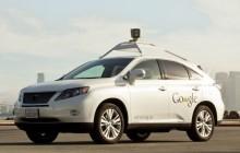 El primer accidente de un coche de Google