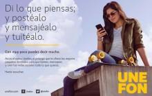 """""""Di mucho con poco"""", la nueva campaña de Terán TBWA para Unefon"""
