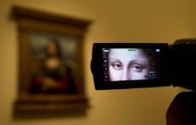 Como lo vio con la Mona Lisa en el Museo de Ripley, pan tostado como soporte publicitario irlandés