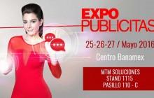 Inicia Expo Publicitas 2016 y MOM estará presente