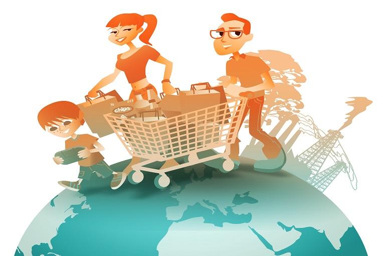 Pese a disminución de inversión, el consumo privado se mantiene