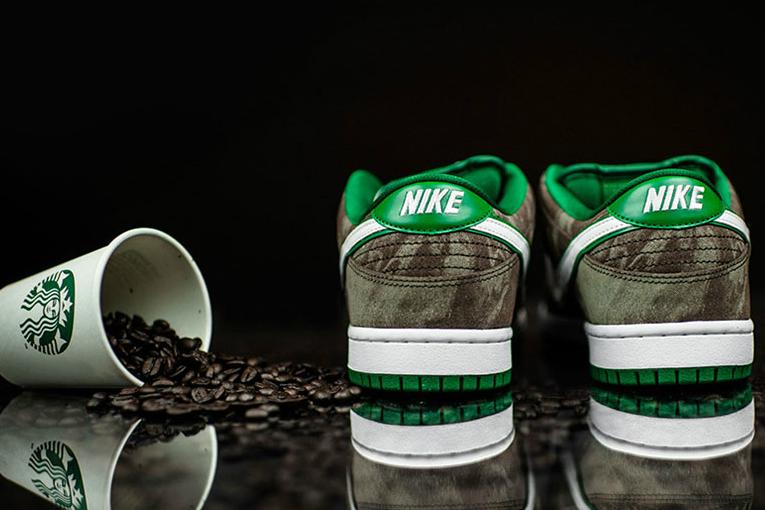 Cantidad de dinero Dirigir champú  Nike presenta sus tenis Starbucks | Mobile Outdoor Magazine