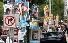 Arrancó la propaganda política en 12 entidades de México