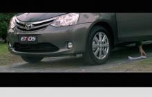 Lo nuevo de Dentsu Argentina para Toyota Etios 2016