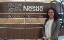 Daniela Butchart, gerente senior de experiencias marketing en Nestlé México, en entrevista