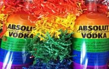 Absolut Mix lanza botella en honor a la comunidad gay