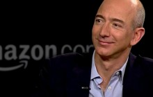 Jeff Bezos habla en la conferencia Recode