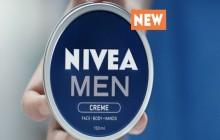 Nivea Men lanza crema para hombres