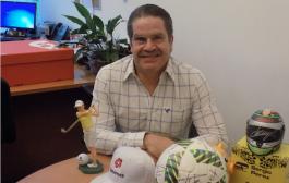Carlos Olivos Desachy, director de marketing institucional y patrocinios en Banamex