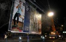 Retira y suspende publicidad exterior en la ciudad el Invea