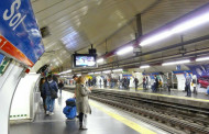 Metro de Madrid sufre invasión fantasma en nueva campaña de Sony Pictures