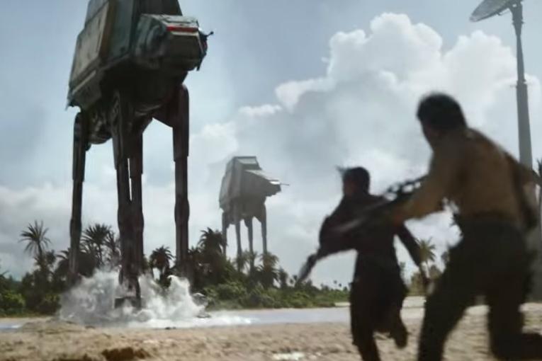 Trailer de Rogue One, el esperado spin-off de Star Wars, se vuelve viral