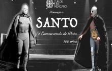 Homenajean en el cine al Santo, el Enmascarado de Plata