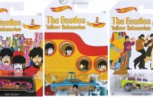 The Beatles llegan a México, en la edición especial de Hot Wheels