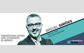 Miguel Simões, en El Ojo de Iberoamérica
