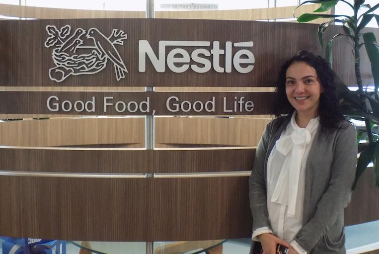 Los usos de la publicidad móvil en Nestlé