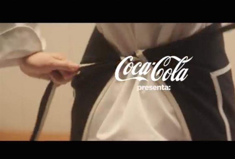 «Angie», pre-estreno de  Ogilvy & Mather México para Coca-Cola