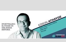 Edson Athayde, en El Ojo de Iberoamérica