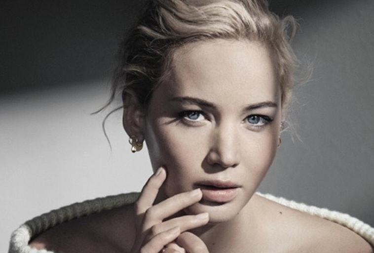 Jennifer Lawrence es la cara de Dior