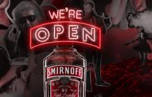Smirnoff presenta su nueva campaña desarrollada por Circus