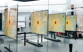 LG Signature OLED TV lleva el diseño de televisores a otra dimensión