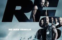 Rápidos y Furiosos 8 (The Fate of the Furious)