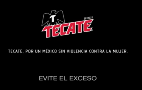 Tecate gana Gold Class Lion en Cannes con su campaña contra la violencia de género