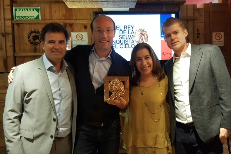 Aeroméxico y Ogilvy celebran dos LEONES ganados en CANNES