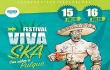 MOM te regala pases dobles para  el Viva Ska Festival pulquero