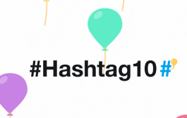 Hoy hace 10 años el poderoso # hashtag nació en Twitter