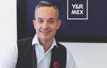 Alfonso Borreguero se une a Y&R México como Vicepresidente de planeación estratégica