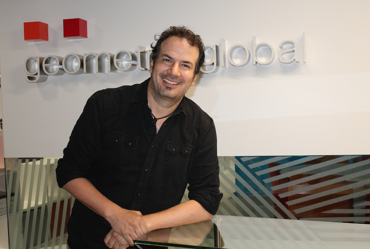 Juan José Posada asume como Chief Creative Officer de Geometry Global para Latinoamérica