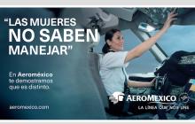 Aeroméxico y Ogilvy México continuan rompiendo mitos