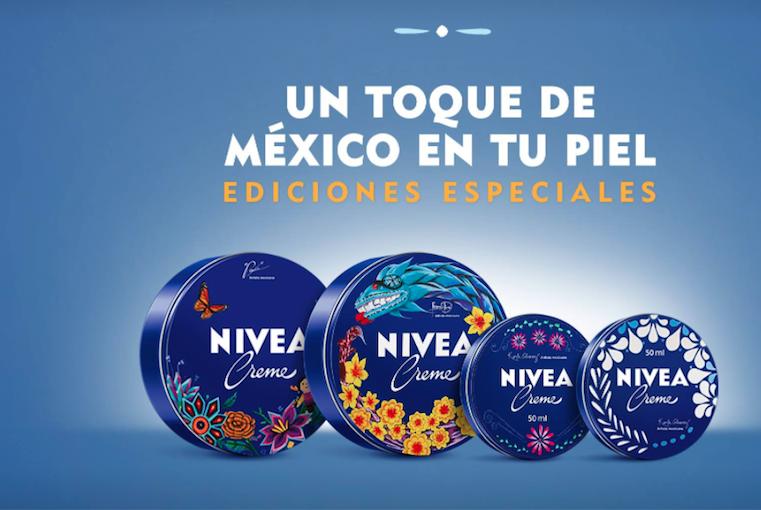 """Nivea Creme lanza la campaña """"Un toque de México en tu piel"""" Un orgullo de la cultura mexicana"""